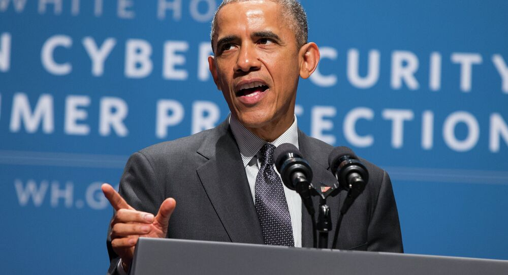 US President Barack Obama has signed a new executive order to promote cybersecurity information sharing within the private sector companies and between the US government and the private sector.