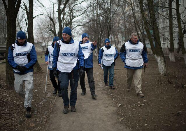 OSCE SMM