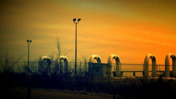 Trans Canada Keystone Oil Pipeline - Sputnik International