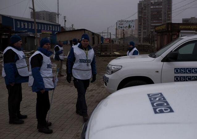 OSCE Special Monitoring Mission in Ukraine