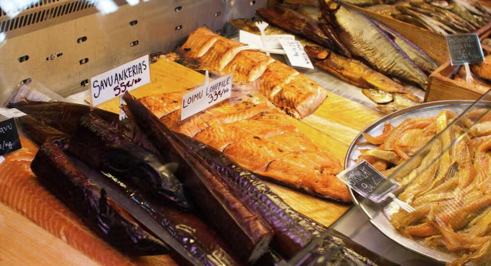 The European Union considers Russia's ban on imports of fish products from Latvia and Estonia ungrounded.