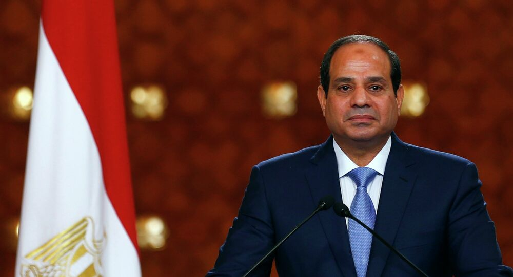 Egypt's President Abdel Fattah al-Sisi prohibited the country's citizens to visit Libya