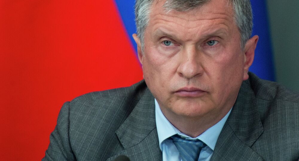 The sanctions imposed by the West on Russia over the Ukrainian conflict pose danger to the European Union's energy security - Rosneft CEO