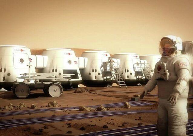 Mars One - Human Settlement of Mars