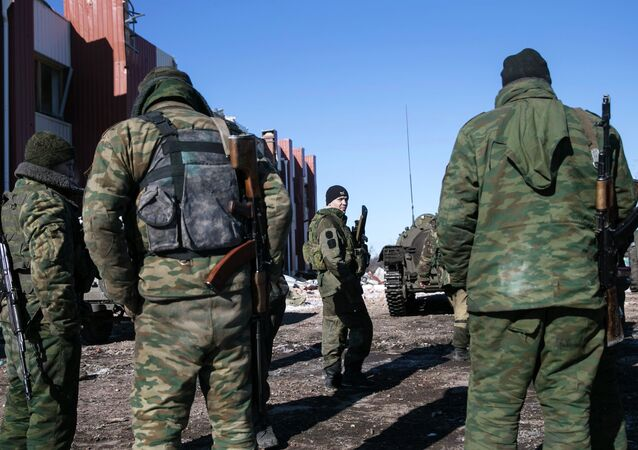 Donbas militias announced that for the first time, they have begun direct talks with representatives of the Ukrainian military