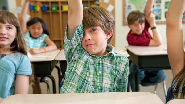 School children - Sputnik International