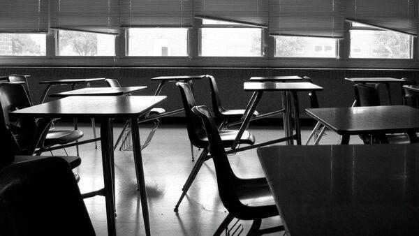 Empty AP history classroom - Sputnik International