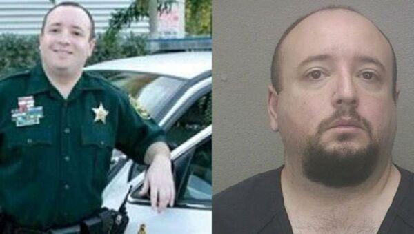 Former Florida sheriff's deputy Jonathan Bleiweiss - Sputnik International