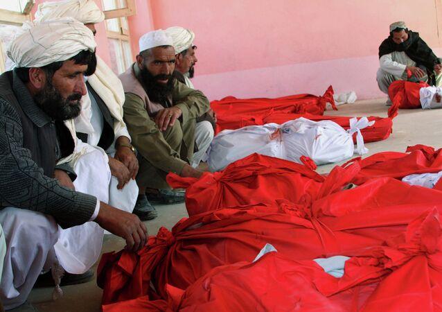 Afghanistan Civilian Casualties