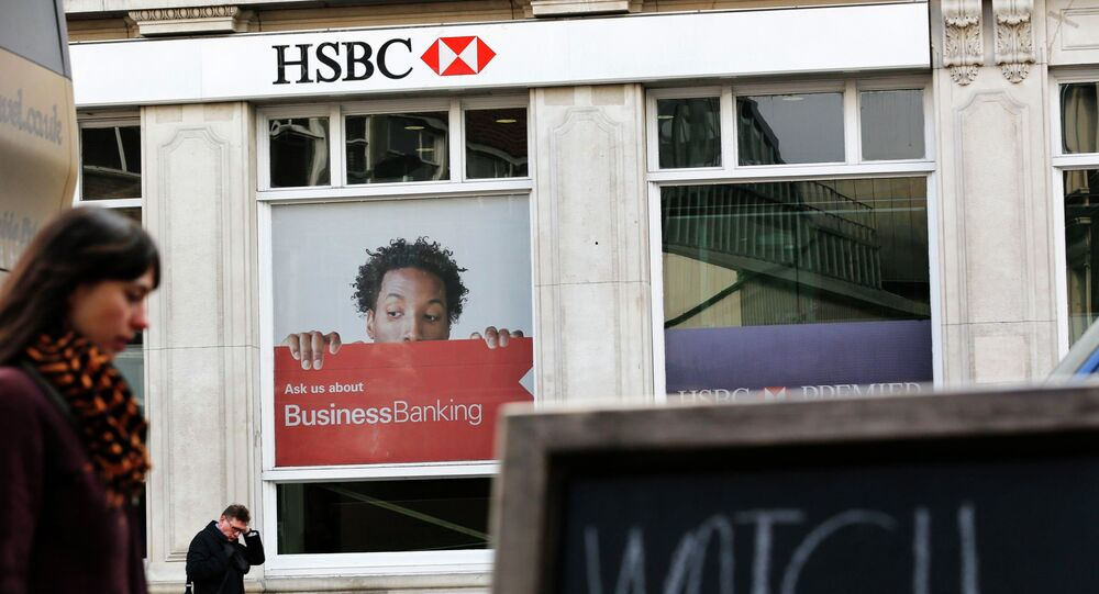 FinCEN report: HSBC shares drop to lowest level since 1995