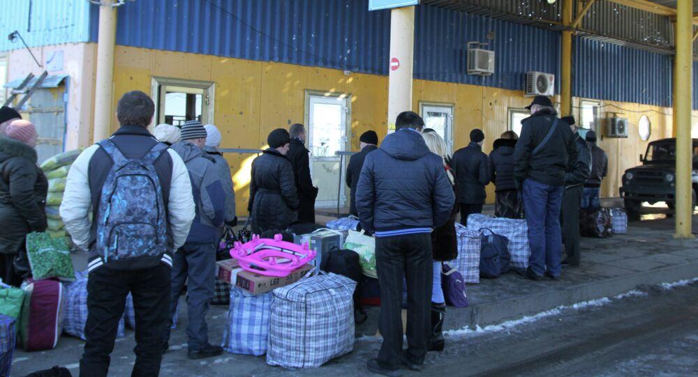 Situation on Russia-Ukraine border
