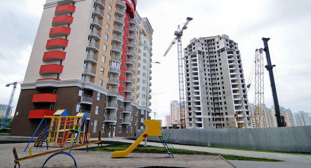 While eastern Ukraine has been engulfed by civil war, the west of the country has witnessed a housing boom unseen in decades, as wealthy residents from Kiev and the east look for a safe haven away from war and instability.