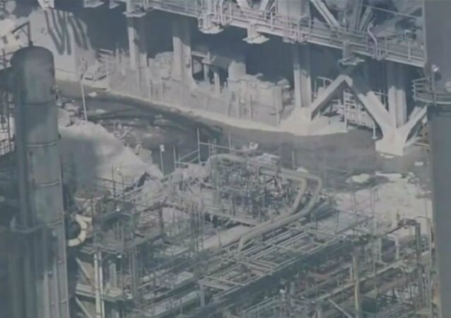 The Aftermath of the Exxonmobil Refinery Explosion