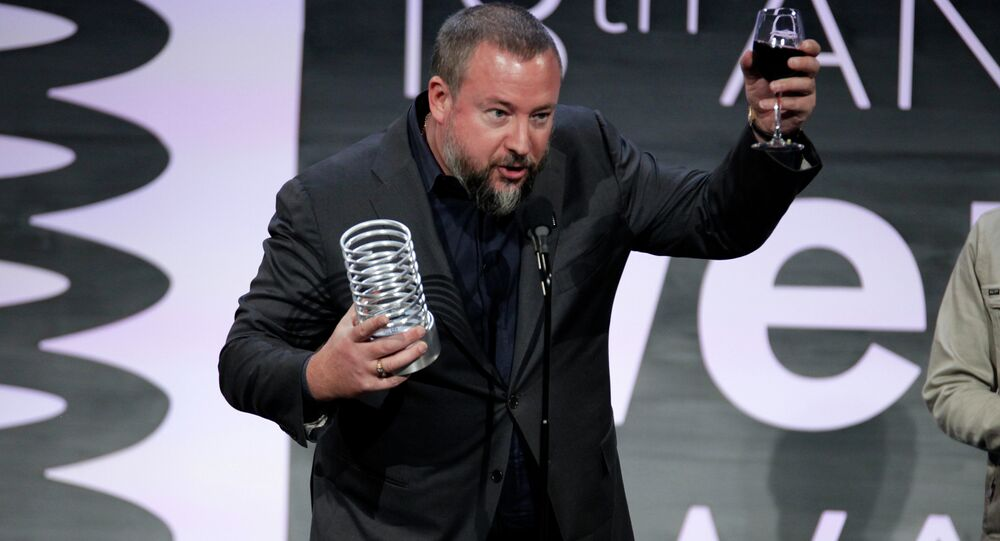 Vice Media CEO and co-founder Shane Smith