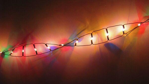 Human DNA Chain - Sputnik International