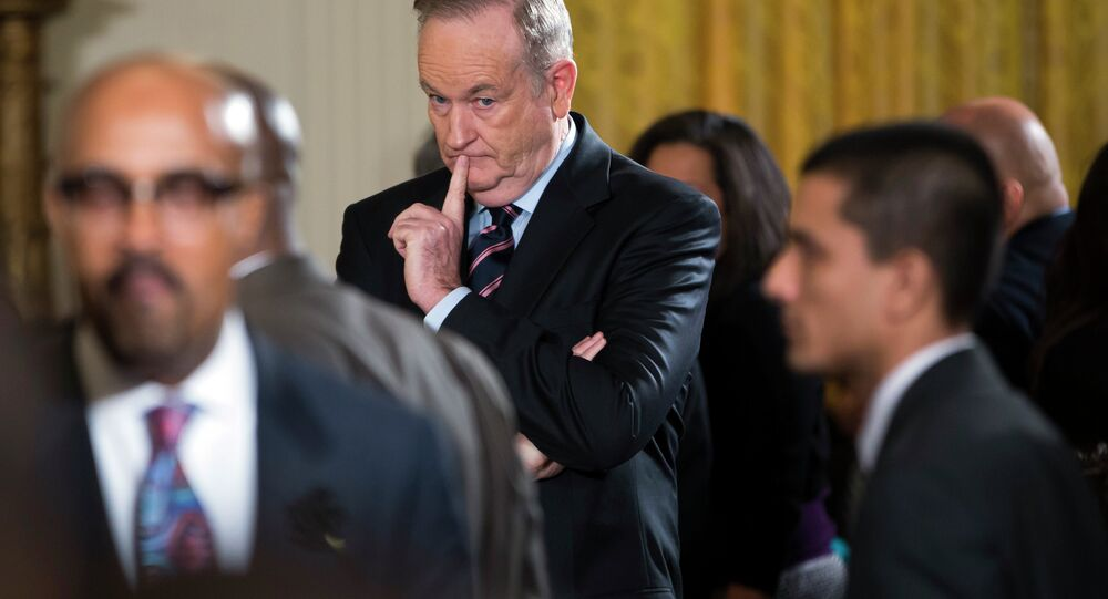 O'Reilly may be guilty of bragging for years about his reporting from a war zone that he may never have set foot in.