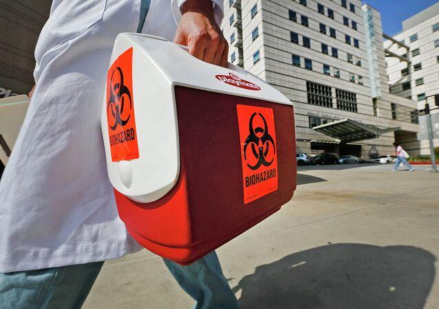 Biohazard Material