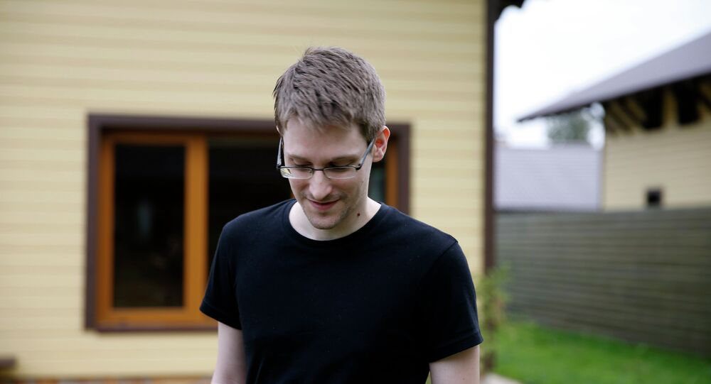 """The Ridenhour Prizes announced Friday its documentary prize will go to """"Citizenfour,"""" the film about Edward Snowden's leaks of classified NSA documents, directed by Laura Poitras."""