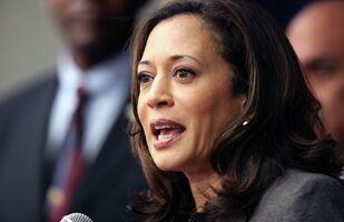 California Attorney General and US Senate candidate Kamala Harris believes that the legalization of recreational marijuana in California is inevitable.