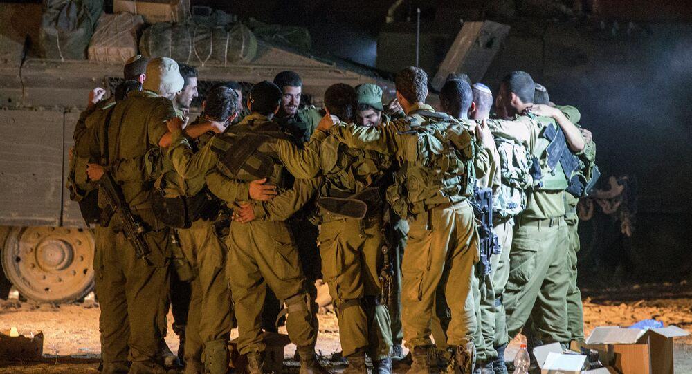 The Golani Infantry Brigade