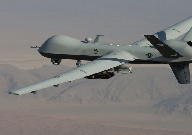 After an exercise in the Gulf of Mexico, the US Air Force said that an armed Reaper drone demonstrated that it can hit maritime targets in coordination with other aircrafts, including A-10 Thunderbolt IIs, F-16 Fighting Falcons and F-35A Lightning IIs.