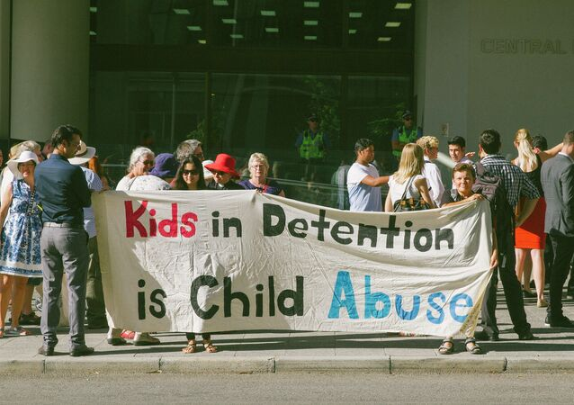 8 Christian leaders face Perth Court. Photo: Louise Coghil