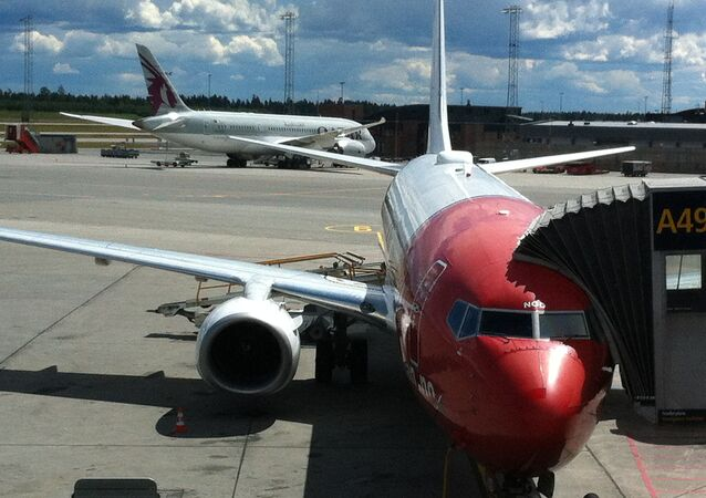 Norwegian Airlines Boeing 787