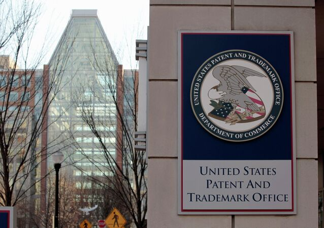 The U.S. Patent and Trademark Office is seen in Alexandria, Va., Friday, Feb. 25, 2011