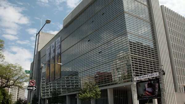 Offices of the World Bank in Washington - Sputnik International