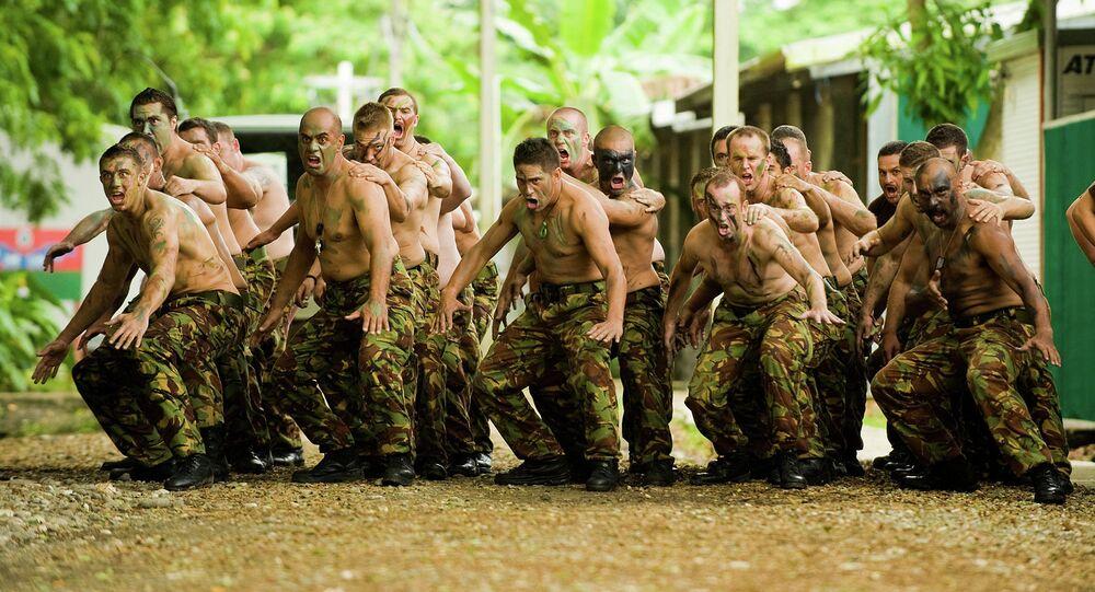 New Zealand army, Solomon Islands