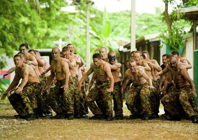 New Zealand army, Solomon Islands