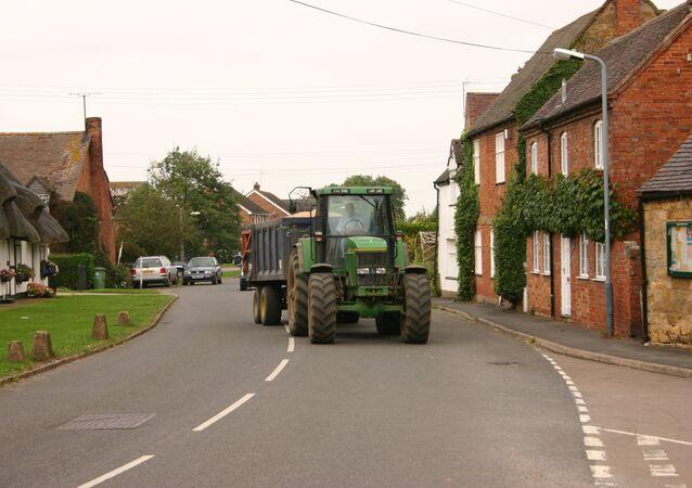 British farmer