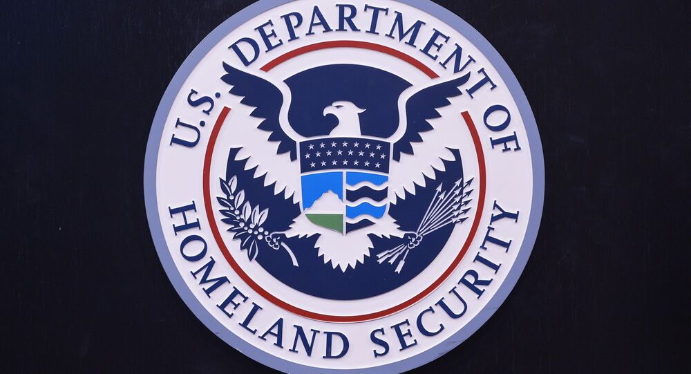 US Department of Homeland Security.