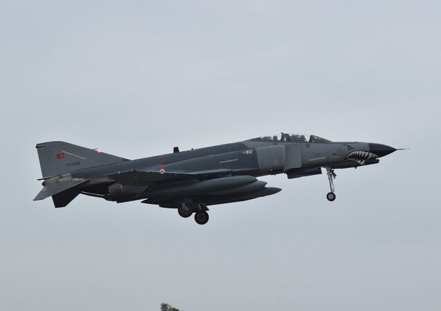 Two Turkish F-4 fighter jets crashed on Tuesday in the central province of Malatya.