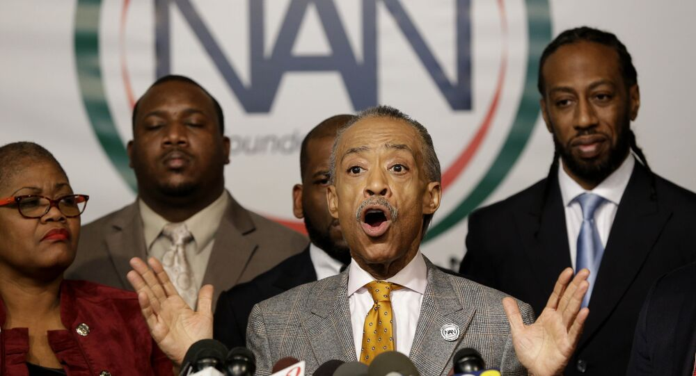 Al Sharpton is an incredibly controversial figure within the black community