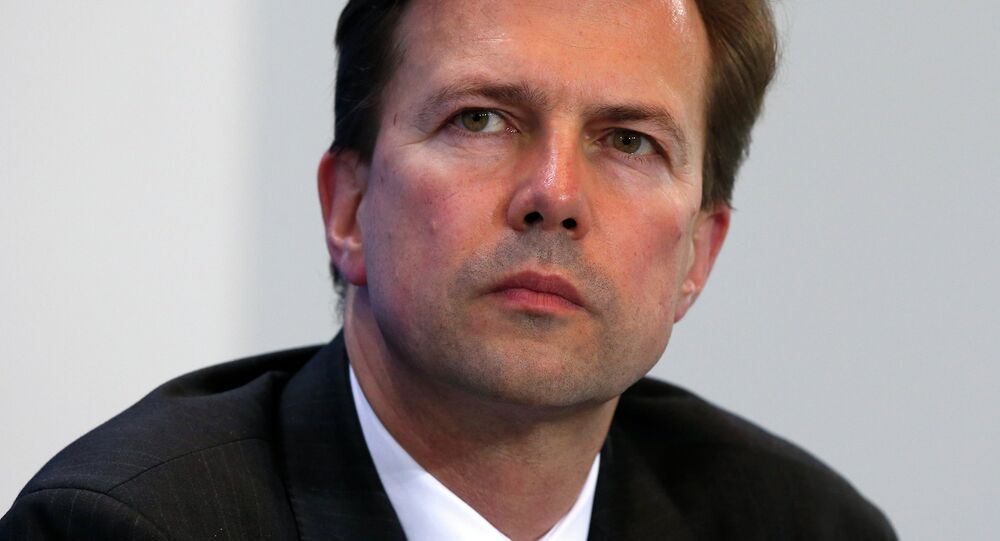 Steffen Seibert, State Secretary and government spokesman