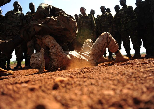 United States Army Africa