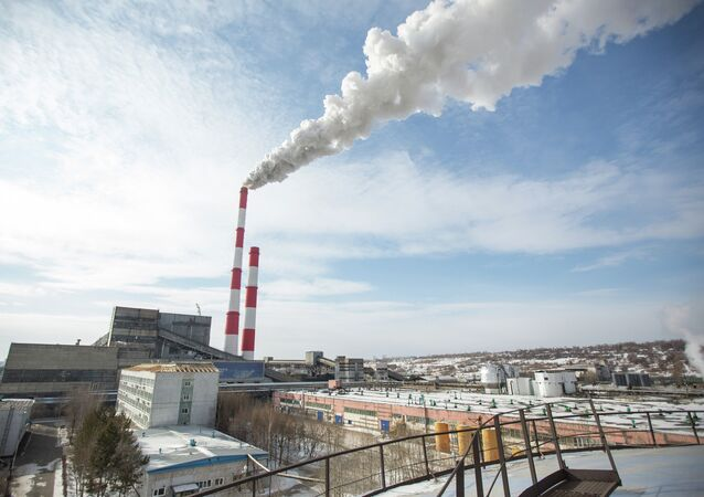 Blagoveshchensk thermal power plant undergoes reconstruction