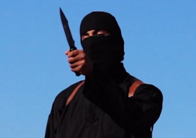 James Foley's killer, nicknamed Jihadi John