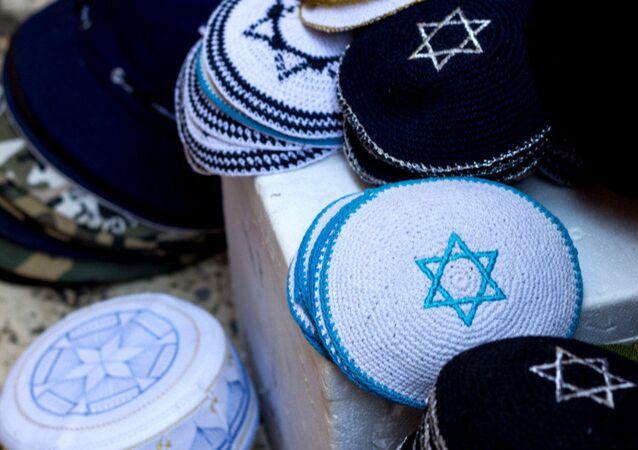 Jewish kippahs