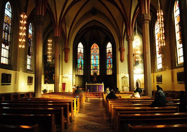 A church in Oslo, Norway