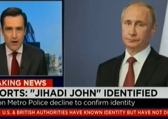 CNN: Putin is 'Jihadi John'