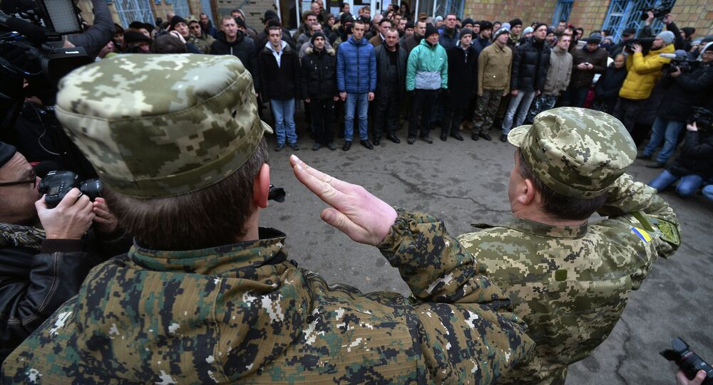 Ukrainian army launches fourth mobilization campaign