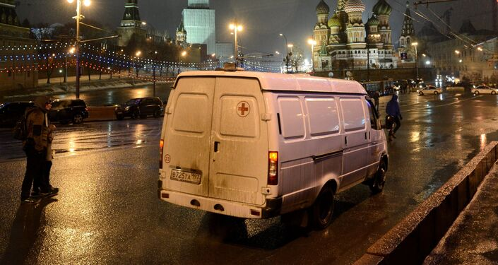 Boris Nemtsov killed in the center of Moscow
