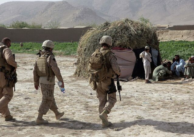 The US military compensated Afghan families for civilian deaths and injuries as part of its counterinsurgency strategy, which rests upon winning support of the local population, according to a report published by the online publication The Intercept