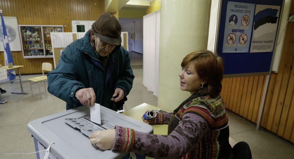 Elections in Estonia