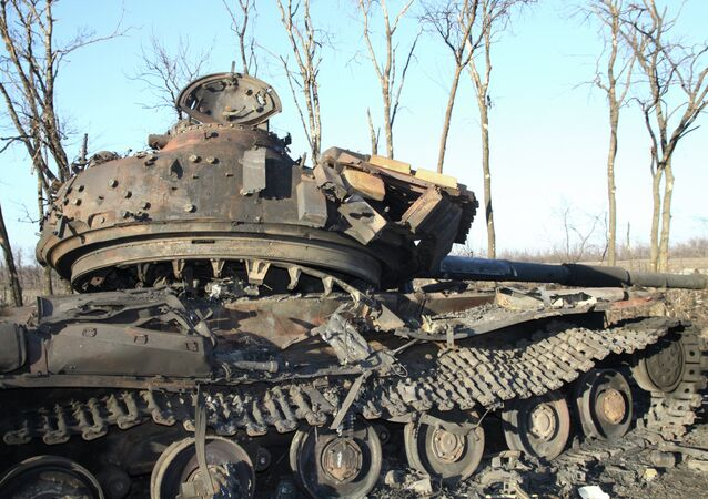Ukrainian T-64 tanks made in Kharkiv have serious manufacturing defects that decrease their ability to take a hit.