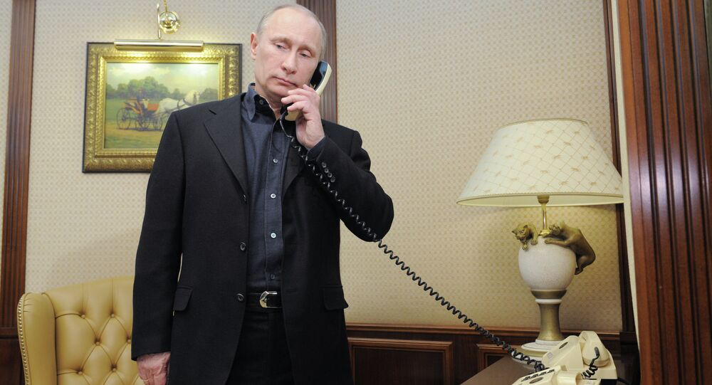 Kremlin Reveals Details About Putin-Biden Phone Call