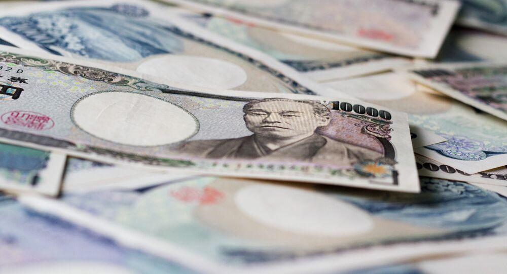 1000 yen bills