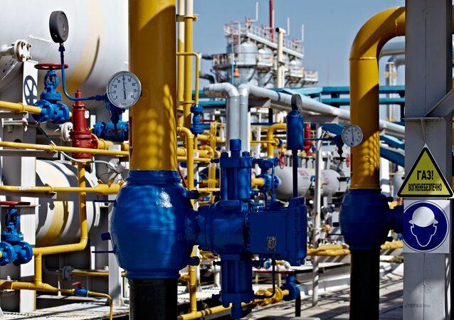 Gas processing unit